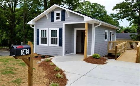 tiny homes for sale in nc habitat for humanity tiny house in cabarrus county nc
