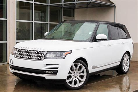 range rover certified pre owned certified pre owned 2014 land rover range rover