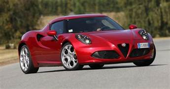Alfa Romeo Cars 2015 Alfa Romeo New Cars Photos 1 Of 5