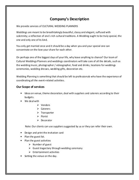 wedding decorator contract millann the cultural wedding planners