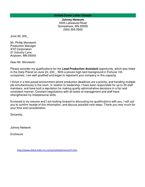 cover letter for new industry new cover letter for