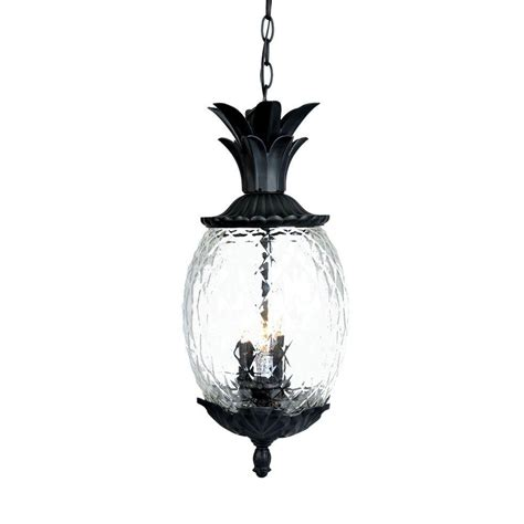 Outdoor Hanging Light Fixture Acclaim Lighting Lanai Collection 3 Light Matte Black Outdoor Hanging Light Fixture 7516bk The