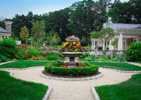 Landscape Architect Nj Design Build High Tech Landscapes Residential Landscape Architecture