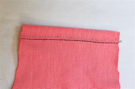 How To Sew Knit Fabrics Sewing With Jersey 101 Pretty