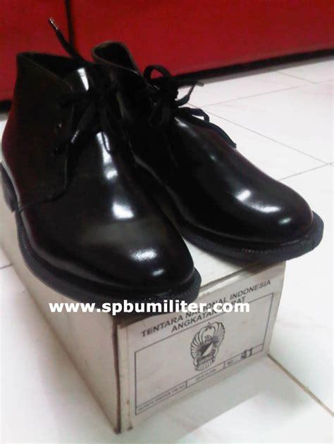 Sepatu Pdh Asli Tni sepatu pdh tni asli jatah spbu militer