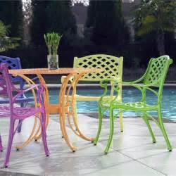 cross weave patio bistro set 38 quot eclectic outdoor