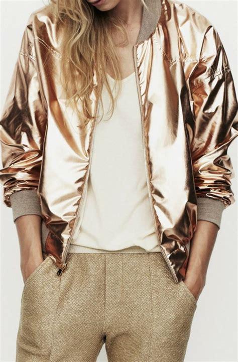 Trend White And Metallic by Metallic Fashion Trend 2018 Fashiongum