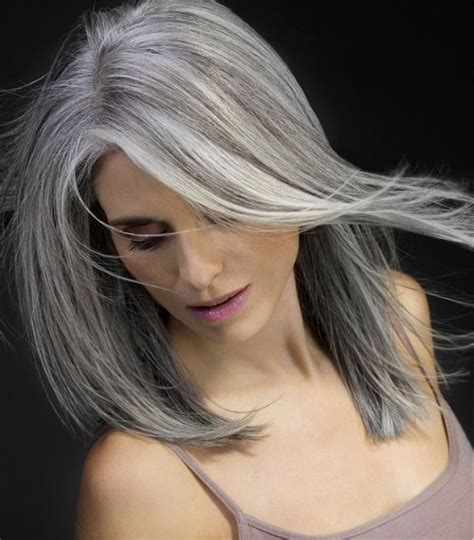 Grey Hairstyles Images | 60 gorgeous hairstyles for gray hair