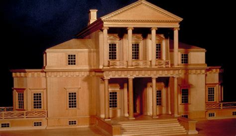 the shop at monticello model of the first monticello thomas jefferson s monticello