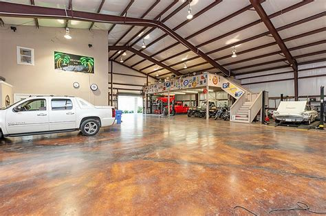 shop plans with living space custom heated and cooled garage space is a car collector s