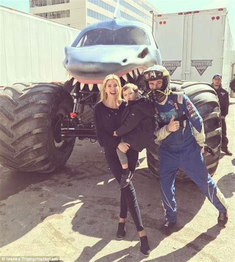 monster truck show in baltimore md ivanka trump says life in washington d c is amazing