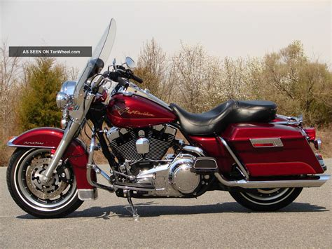 2008 Harley Davidson Road King by 2008 Harley Davidson Road King Custom Pictures To Pin On