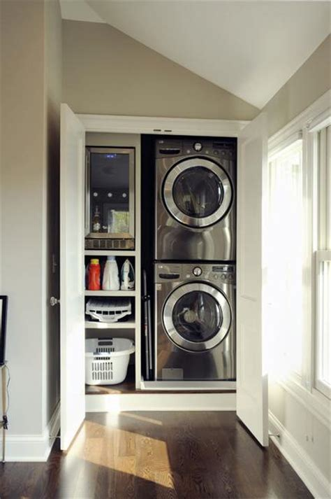 Decorating Ideas For Small Laundry Rooms 20 Space Saving Ideas For Functional Small Laundry Room Design