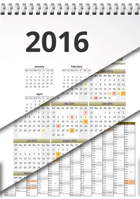 Kalender 2016 Drucken Kalender 2016 Zum Ausdrucken Pdf Vorlagen