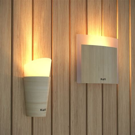 Sauna Light Fixtures Lights Klafs Ls Sauna 3d Model