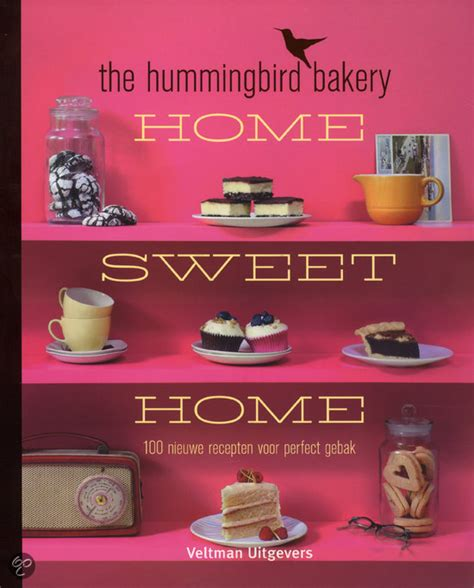 the hummingbird bakery home bol com the hummingbird bakery home sweet home tarek malouf 9789048308750