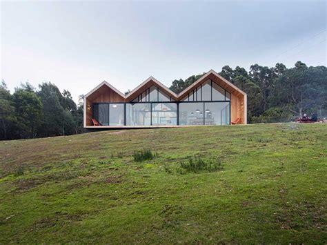 tasmanian house designs tasmanian lookout house
