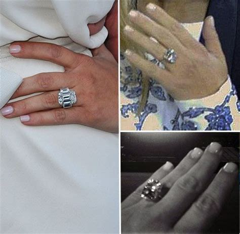 kardashian s engagement rings from kanye west and kris