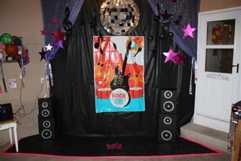imagenes fiesta rockera fiesta estrella de rock pop lacelebracion com