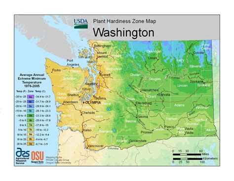 gardening zones virginia state maps of usda plant hardiness zones
