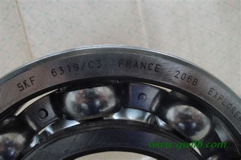 Bearing 6319 2zr C3 china skf 6319 c3 groove bearings china 6319 c3 skf