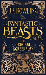 fantastic beasts and where to find them cover of original