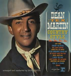dean martin country style dean martin at reprise records and post reprise 1962