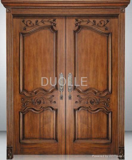 European Exterior Doors European Style Front Entry Doors Duolle China Manufacturer Wooden Timber Door Door