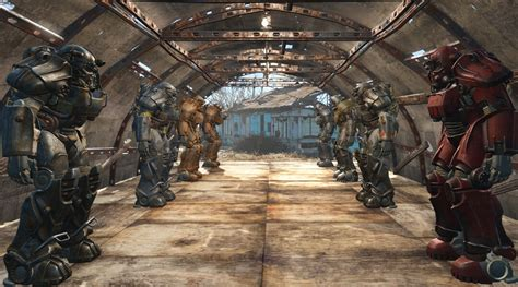 fallout 4 here is every power armor color configuration