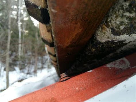 Leaking Shed Roof by Shed Roof Leaking Doityourself Community Forums