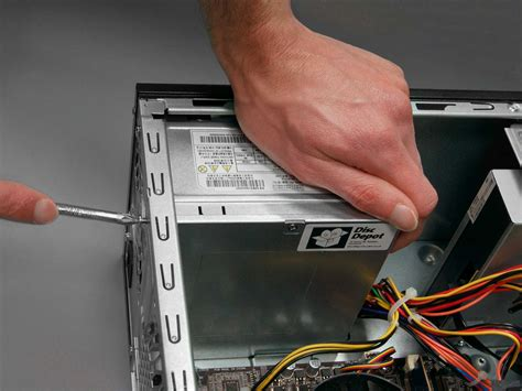 power installation replacement psu installation and upgrade for desktop and