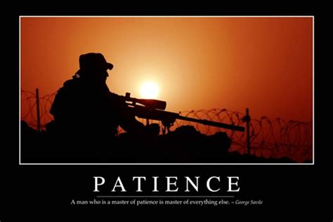 The Bedroom Game patience inspirational quote and motivational poster fine