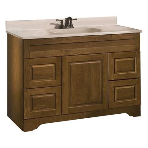 Drawers For Bathroom Vanity 217 00 Pace Princeton Series 48 Quot X 21 Quot Vanity With