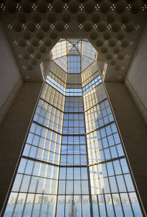 museum  islamic art  doha    pei idesignarch interior design architecture