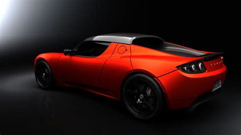 Tesla Motor Sports Tesla Roadster Sport Technical Details History Photos On