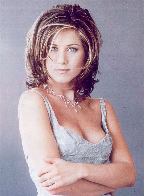 jennifer aniston posts a flashback photo of long hair and