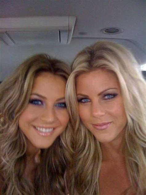 marabeth houghs sister sharee hough good genes celebrities with good looking family members