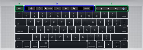Learn How To Work With The Macbook Pro Touch Bar In Photoshop | learn how to work with the macbook pro touch bar in