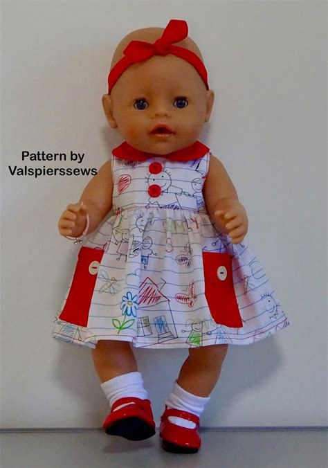 design of doll doll clothes patterns by valspierssews