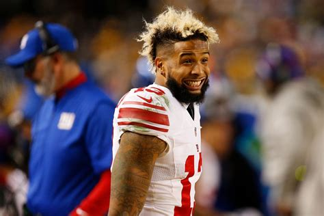 Beckham Justine 082 odell beckham jr can bring a new energy to the nfl