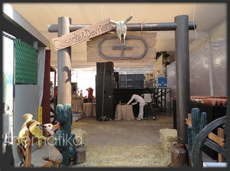 youtube comdecoracion de uas vaquero fiesta vaquera para adultos imagui