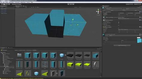 layout unity 4 6 intro to modular level design in blender unity theory