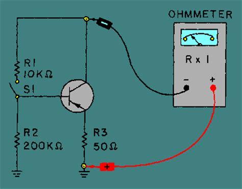 resistor across base emitter summary