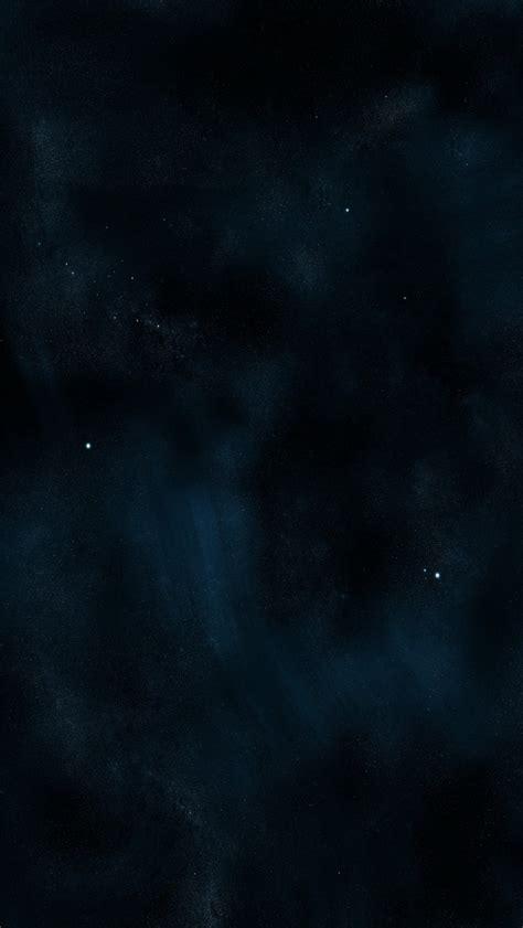 Wallpaper Iphone Blue Dark | dark blue starry sky wallpaper free iphone wallpapers