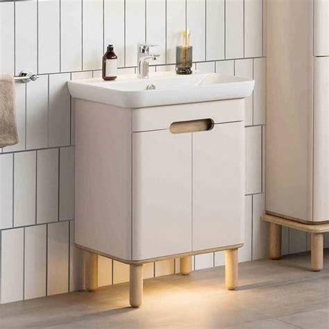 Vitra Bathroom Furniture Vitra Sento Vanity Unit With 2 Doors Uk Bathrooms
