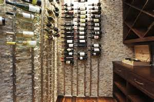 lovely Ideas For Decorating A Large Wall #7: awesome-horizontal-wine-rack-ideas-metal-hook-wine-rack-white-stone-veneer-wall-selection-teak-wood-chest-drawer-laminated-wooden-floor-horizontal-wine-rack-decorating-easy-home-dead-spot-decoration.jpg
