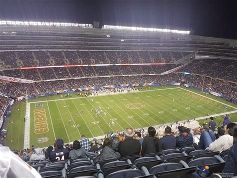 section 435 soldier field soldier field section 435 28 images soldier field section 435 row 12 seat 6 shared by missy