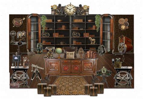 Pinterest Country Kitchen Ideas steampunk library steampunk ideas pinterest