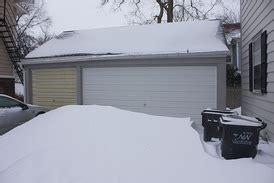 Garage Door Sticking by