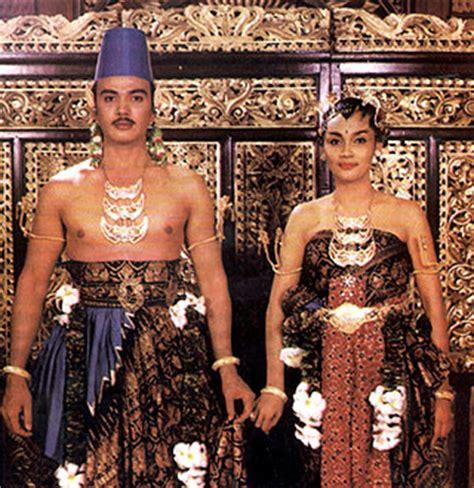 Baju Adat Daerah Jawa gambar baju busana adat yogyakarta anak aseli indonesia